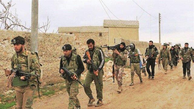 Bölgedeki 50 bin savaşçısı bulunan ÖSO'ya hazır olun talimatı verildi.