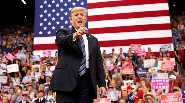 Trump'tan 'Korku: Beyaz Saray'da Trump' kitabına tepki