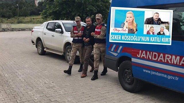 Seri katil Mehmet Ali Çayıoğlu'nun telefonundan çıkan fotoğraf