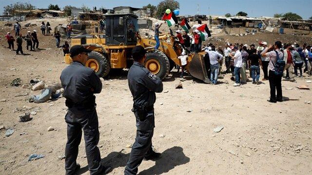 5 Avrupa ülkesinden İsrail'e 'Han el-Ahmer' çağrısı