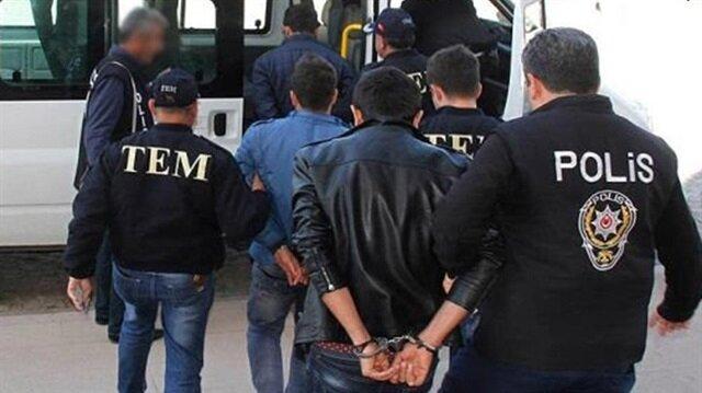 Ankara'daki operasyonda 13 binbaşı hakkında FETÖ nedeniyle gözaltı kararı verildi.
