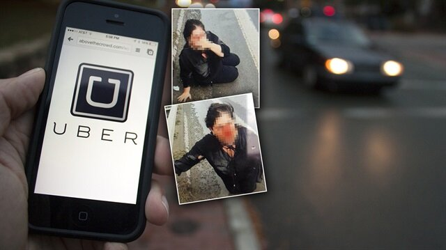 UBER sürücüsü tarafından darp edilen kadının şikayeti üzerine başlayan soruşturma tamamlandı.