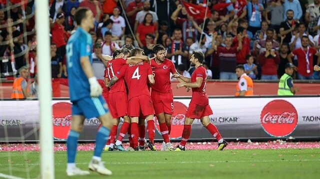 Ay-yıldızlı takımımız Uluslar Ligi ilk maçında Rusya'ya mağlup olmuştu.