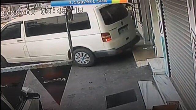 Kepengi açamayan hırsızların yöntemi pes dedirtti