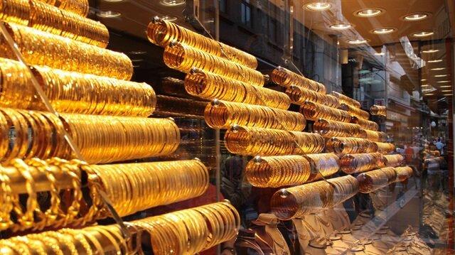 Altının gramı 249 lira seviyelerinde