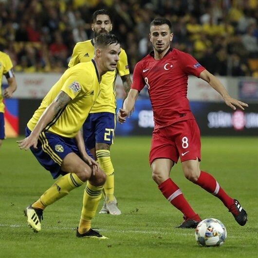 İsveç-Türkiye: 2-3