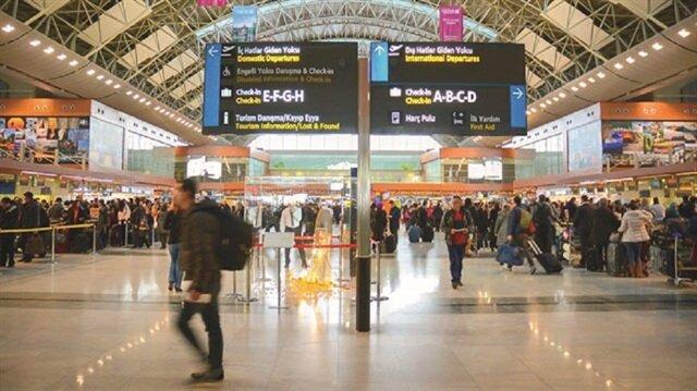 8 ayda yolcu sayısını %11 artırdı
