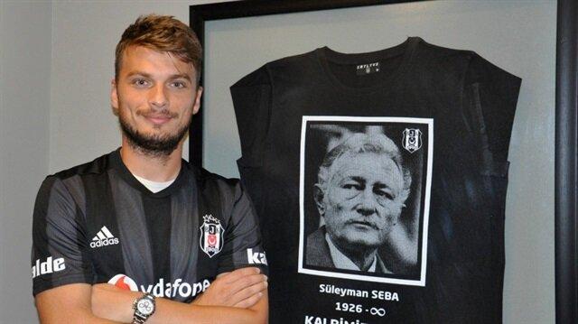 Beşiktaş, Ljajic'i kiralık olarak kadrosuna kattı.