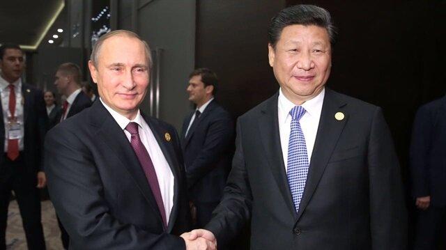 Çin'den Rusya'ya birlikte mücadele  çağrısı