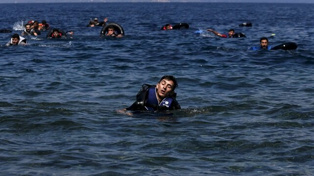 Uluslararası Göç Örgütü'ne göre bu yıl Akdeniz'i geçmeye çalışan 1500'den fazla kişinin boğularak öldü.