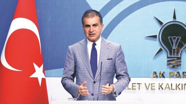 AK Parti Sözcüsü Ömer Çelik, MYK sonrası yerel seçim hazırlıkları, ittifak, İdlib ve gündemdeki gelişmelere ilişkin açıklamalarda bulundu.