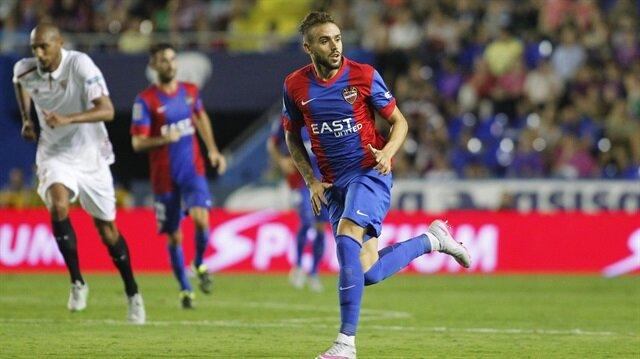 Marti, bu sezon ligde çıktığı 3 maçta 3 gole imzasını attı.