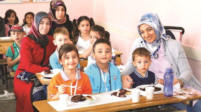 Okula yeni başlayan çocukların adapte olması için etkinlikler düzenlenecek