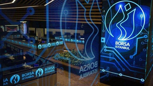 Borsa İstanbul'da BIST 100 endeksi,92.000-92.500 bandında dengelendi.