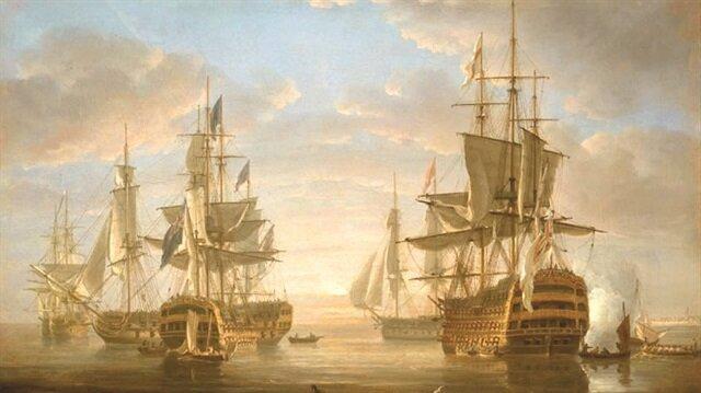 Haşhaş Denizi'nde, üçleme olarak tasarlanan, tarihi gerçeklere dayanan etkileyici bir roman.