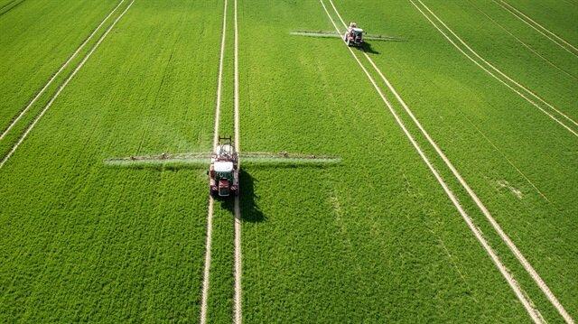 780 bin hektar arazi Türkiye'ye teslim edildi
