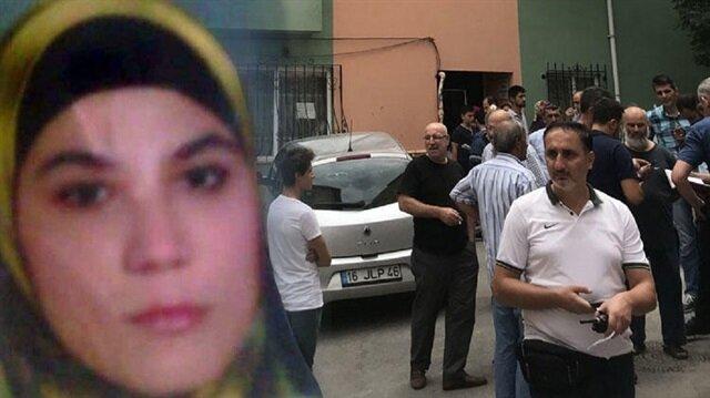 Bursa'da camdan düşen oğlunu görünce kendini camdan attı