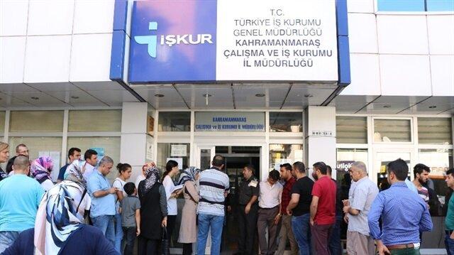 13 Eylül tarihinde sona erecek başvurular için günde ortalama bin 500 kişinin başvuruda bulunduğu öğrenildi.