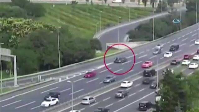 Kaza değil cinayet! Kararsız sürücü motosikletliyi hayattan kopardı
