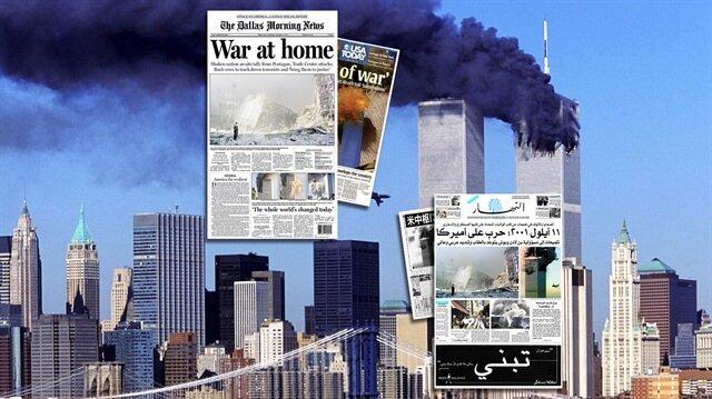Dünya saldırıyı böyle görmüştü