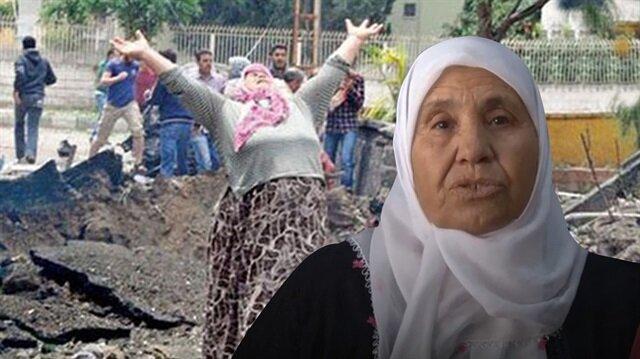 Reyhanlı'da 'ağıt' yaktığı fotoğrafla sembol olan anneden duygu dolu konuşma