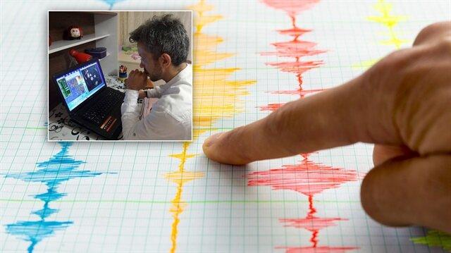 Antalyalı uzman deprem konusunda yaptığı isabetli tahminlerle tanınıyor.