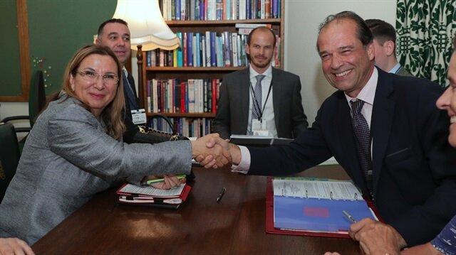 Türkiye- İngiltere JETCO Mutabakat Zaptı imzalandı