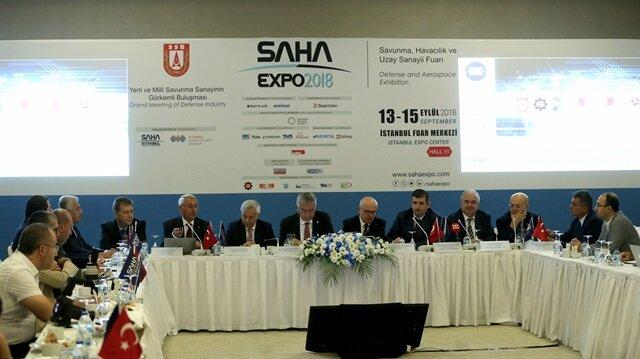 SAHA EXPO 2018