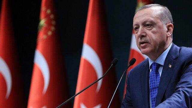 Başkan Erdoğan, CHP Genel Başkanı Kılıçdaroğlu'na tazminat davası açtı.