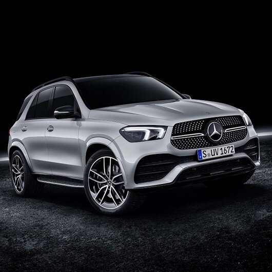 2019 Mercedes-Benz GLE tanıtıldı