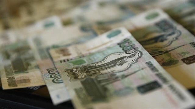 Rusya'nın bütçe gelirleri  12,2 trilyon ruble düzeyinde gerçekleşti.