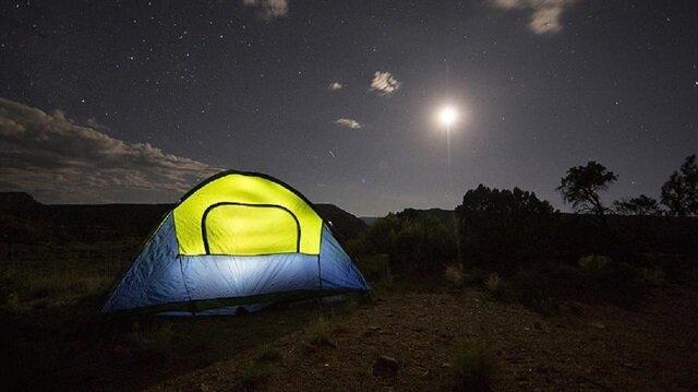 Türkiye'de kampçılık sektörü büyüyor.