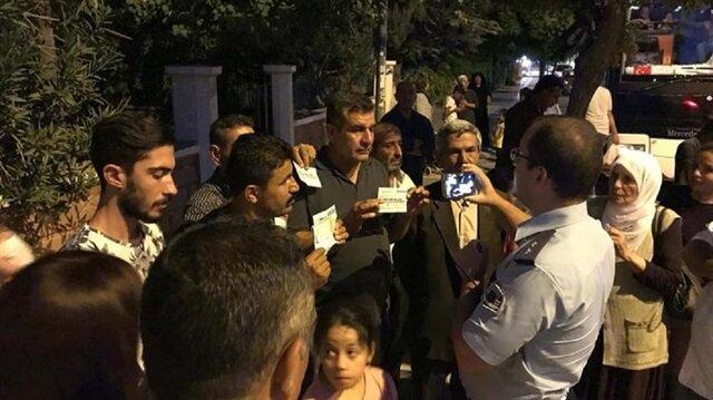 Yolcular otobüs şoförünü polise şikayet etti