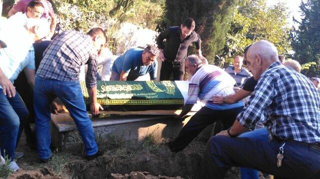 Cansız bedeni 3 yıl sonra toprağa verilebildi