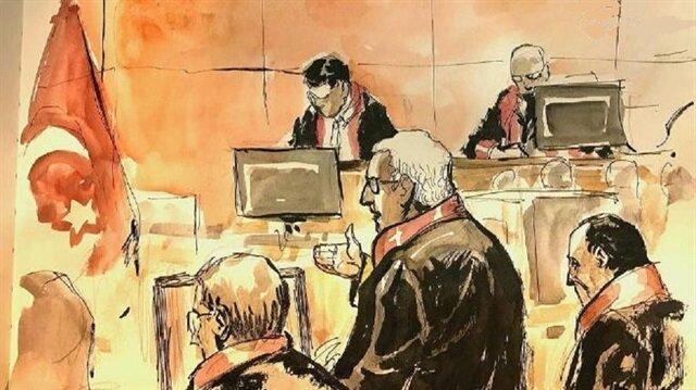 HSYK eski üyesi Şaban Işık için 15 yıla kadar hapis cezası istendi