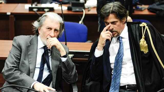 İtalyan savcı Luigi Patronaggio (sağdaki) bakana açtığı soruşturma nedeniyle ölümle tehdit edildi.