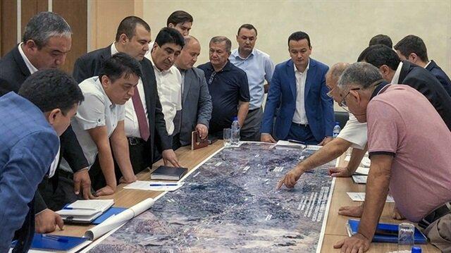 Özbekistan'daki ilk ücretli otoban projesini Türk şirketi yapacak
