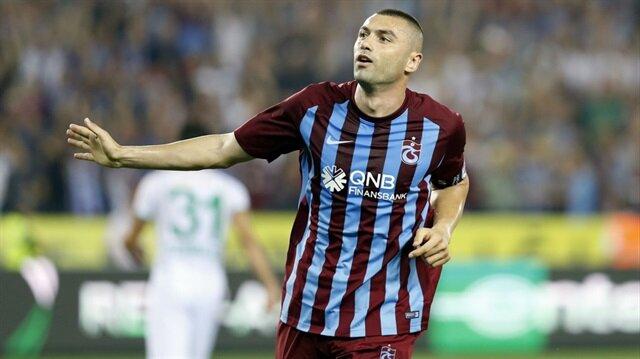 Burak Yılmaz geçen sezon bordo-mavili formayla çıktığı 25 maçta 23 gol kaydetmişti.