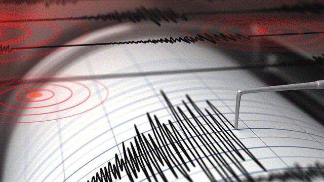 Antalya'da 5.2 büyüklüğünde deprem meydana geldi.