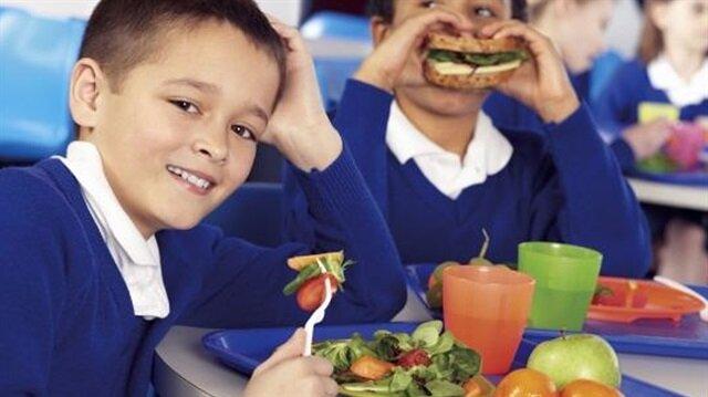 Çocuğunuzun okul başarısı için 10 beslenme kuralı