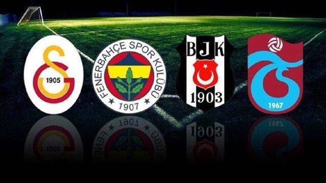 Passolig'de zirvede sırasıyla Galatasaray, Fenerbaahaçe, Beşiktaş ve Trabzonspor yer aldı.