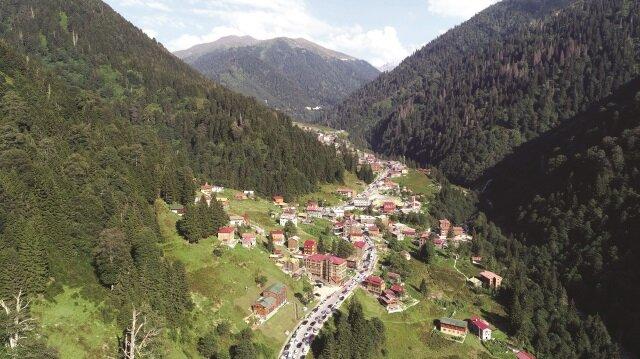 Doğu Karadeniz Bölgesi'ne son yıllarda başta Orta Doğu olmak üzere birçok ülkeden çok sayıda turist geliyor.