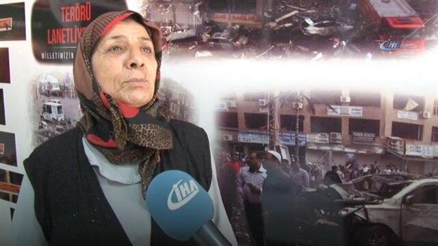 Reyhanlı saldırısında kızını gelinlikle toprağa veren anne konuştu