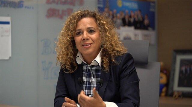 Turkcell Dijital Servisler ve Çözümlerden Sorumlu Genel Müdür Yardımcısı Ayşem Ertopuz