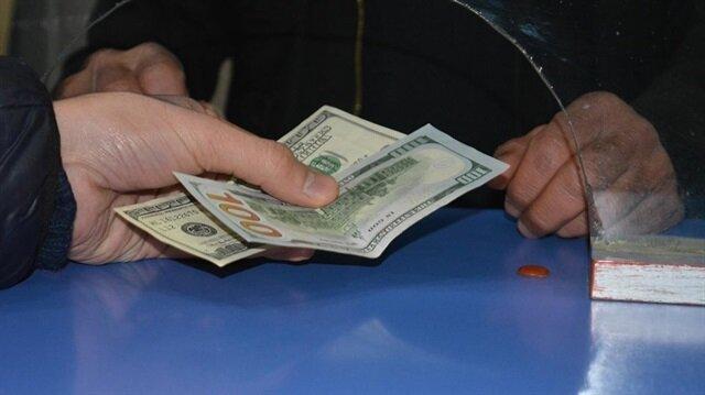 Dolar 6 TL'ye kadar geriledi