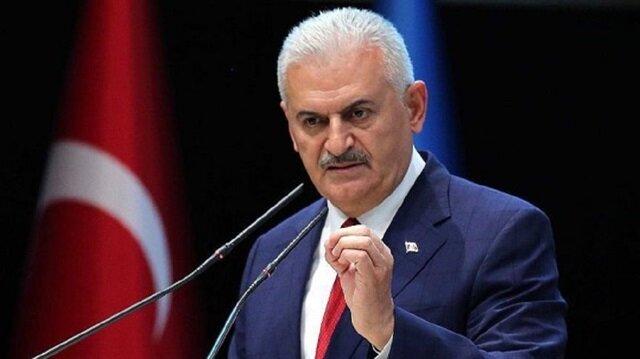 بن علي يلدريم، رئيس البرلمان التركي