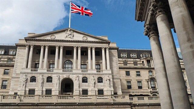 İngiltere Merkez Bankası faizi sabit bıraktı