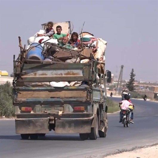 İdlib'de düğüm: Göç dalgası kapıda