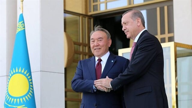 الرئيس الكازاخي: ندعم سياسات تركيا في المحافل الدولية