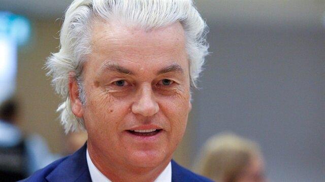 PVV's leader Geert Wilders